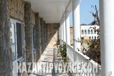 kazantip séjour hotel