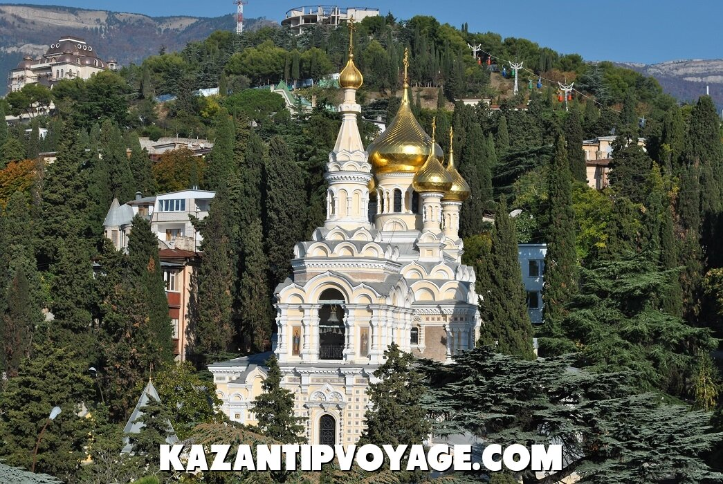 ville de yalta